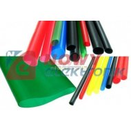 Rura term. 1.5mm - 10cm dł. różne kolory.