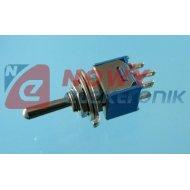 Przełącznik SMTS203-2A1 podw. 1,5A/250VAC