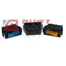 Przełącznik podśw.średni 230V AC IRS-1-6C