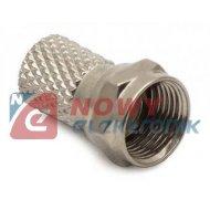 Wtyk F RG6 7.2mm
