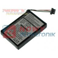 Akumulator do nawigacji Mio P350 Mitac  1250mAh Li-Ion 3.7V