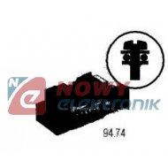Gniazdo przek F94.74.0.000.0000 do przekaźnika (GZ4) szyny DIN