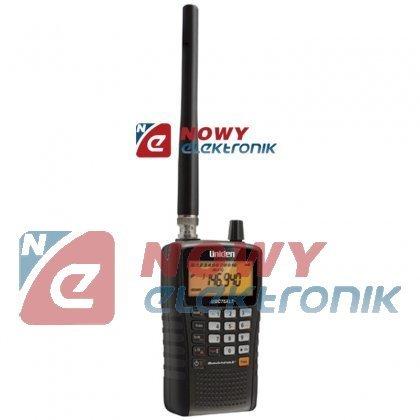 Odbiornik skaner UBC75XLTUNIDEN 25-512MHz + CB,FM,pasmo lotnicze UHF,VHF