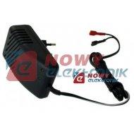 Ładowarka LZI 18/24V automatycza akumulatorów żelowych 24V 800mA/4Ah-38Ah