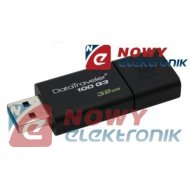 Pamięć PENDRIVE 32G G3 KINGSTON USB 3.0 DataTraveler 100