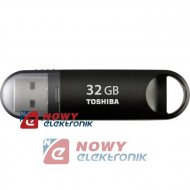 Pamięć PENDRIVE 32G TOSHIBA U361 USB 3.0 BLACK -RETAIL