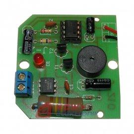J-210 Sygnalizator zaniku nap., sygnalizacja dźwiękiem, zasil 9V