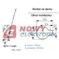 Antena samochodowa ASp-32.01