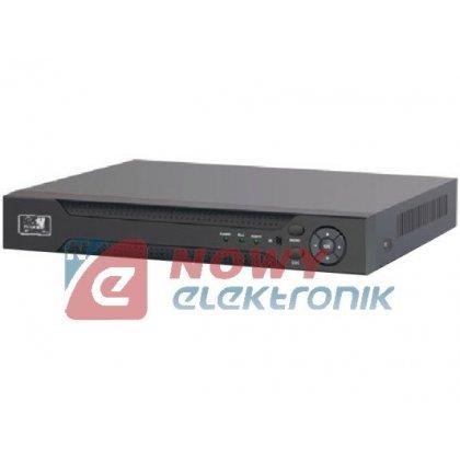 Rejestrator HD-CVI CVR-822 1080p /720p 8-kan. CVI DVR 1ch.audio HDMI
