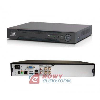 Rejestrator HD-CVI CVR422 4ch 720P/1080P FHD DVR 1ch.audio HDMI