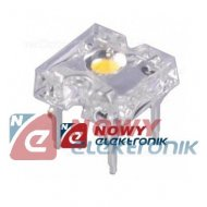 Dioda LED 3mm FLUX czerwona