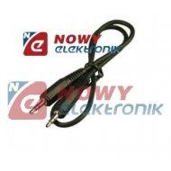 Kabel jack 3,5st/3,5 wt.-wt.0,5m