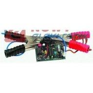 Zestaw AVT733B Monitor akumulat. - TOPQ xEdW01/05 zabezpieczenie alarm