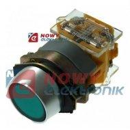 Przełącznik LAS0A1Y11G chwilowy ziel.IP67 22mm (przycisk)