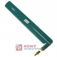 Antena GSM/LTE4G Bat 13dbi  SMA + przejście na CRC9 do modemów LTE