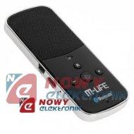 Bluetooth M-LIFE samoch. system głośnomówiący zestaw  do auta