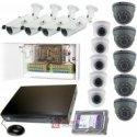 Zestaw monitoringu 14 kamer720P Rejestrator , HDD 1TB. Zasilacz zbiorczy