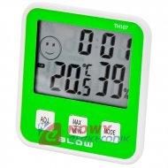 Termo-Higrometr TH107 Blow ziel. termometr cyfrowy z higrometr.