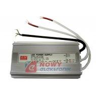 Zasilacz ZI LED 24V/4,2A IP67 AL EK 100W Impulsowy