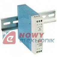 Zasilacz imp. DIN MDR 10-24 24V 0.42A impulsowy
