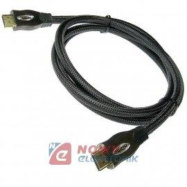 Kabel HDMI 1,5m HQ 4K NEPOWER 1.4V 4Kx2K