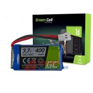 Dron X11C - Akumulator 400mAh X13 X11 Green Cell Bateria do Syma