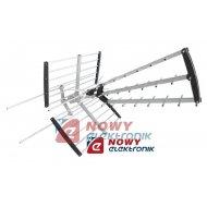 Antena TV GL1000 COMBO+ VHF/UHF AX1000 OPTICUM SKYMASTER DVB-T
