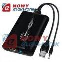 Konwerter USB+audio wej/HDMIwyj kabel adapter przejście Mobile-TV