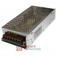 Zasilacz imp. 12V 120W 10A CCTV LED, NEPOWER Przemysłowy