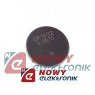 Bateria CR1632 BATIMEX  3V
