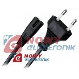 Kabel zasil. sieciowy SN-14 5,0m