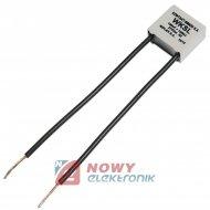 Kond.RC-LED 100nF 275V 120kohm eliminator rozbłysków LED kondensator