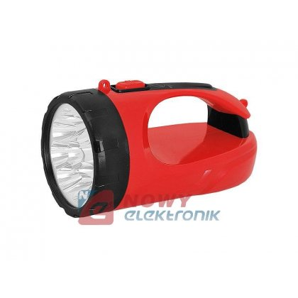 Latarka ręczna Tiger World RS1 LED szperacz akum.7009 TW60016