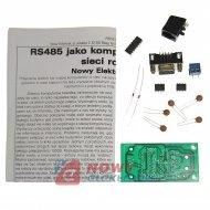Zestaw 312-K RS485 jakokomputer owy  modem sieci rozlełej