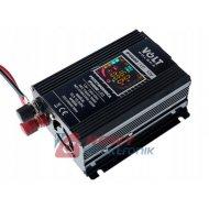 Przetwornica 12V/230V 300/600W IPS-600 LED  USB