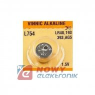 Bateria AG5 VINNIC zeg. 754