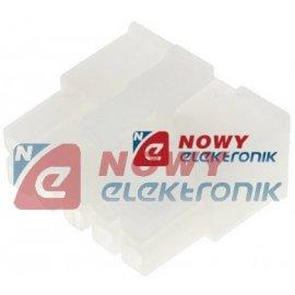 Wtyk Mini-Fit Jr MX-55-57-10R 10 żeński /osłona bez pin MOLEX