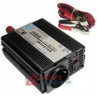 Przetwornica PMA 24V/150W DC/AC samochodowa 150W MW POWER IZ24-150