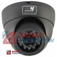 """Kamera kolorKLIRD20-SEE700-FL28 1/3"""" SONY 700TVL 2,8 IR20m analogowa"""