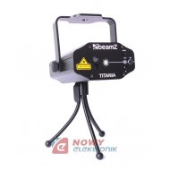 Efekt Laser Titania Double 200mW RG Go