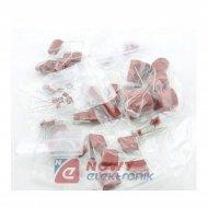 Zestaw kondensatorów MKSE 92szt kondensator