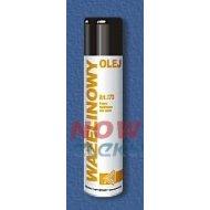 Spray Olej wazelinowy 300ml uniwersalny smar