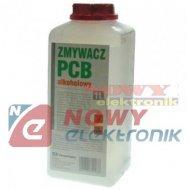 Płyn Zmywacz PCB alkoholowy 1L płytek obwodów drukowanych