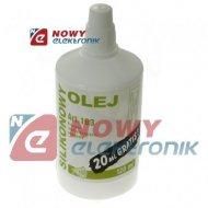 Olej silikonowy 120ml płyn smar m.in. do uszczelek, gum