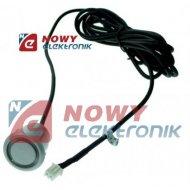 Czujnik Parkowania-Sensor uniw. srebrny (cofania) bs415