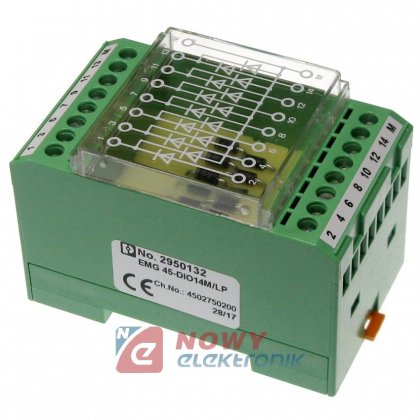 Moduł diodowy EMG45-DIO14M/LP 2950129