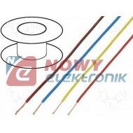 Przewód LGY 500V 0,35mm niebie PRO