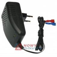 Ładowarka LZI 18P/12V żelowych akumulatorów,pełny automat 1,2Ah do 38Ah