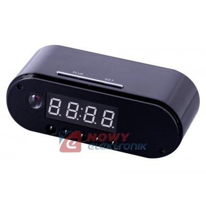 Kamera Zegar obły łamany WiFi Haisi 720P