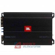 Wzmacniacz samoch. JBL STAGE A 3001 MONOBLOK 600/300W klasa D